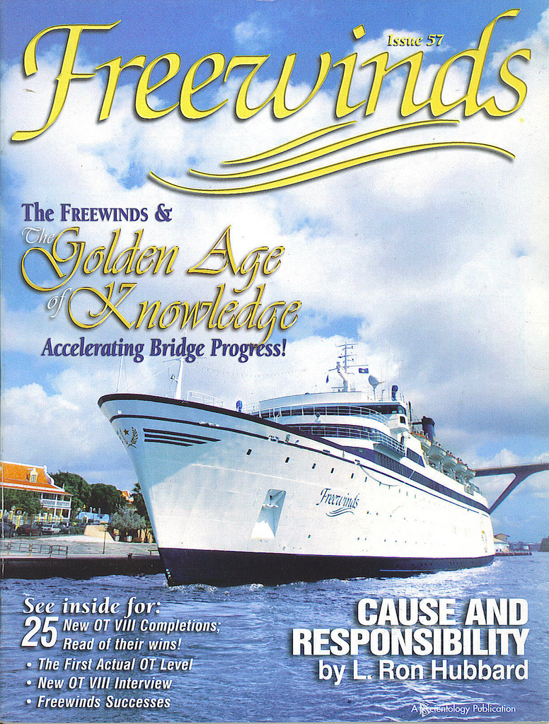freewinds scientology ship